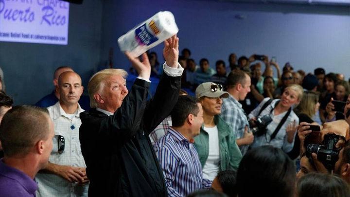 """Trump prepara su """"lanzamiento"""" en Puerto Rico."""