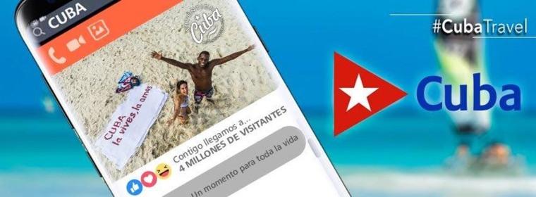 Imagen tomada de la página del Ministerio de Turismo en Facebook.