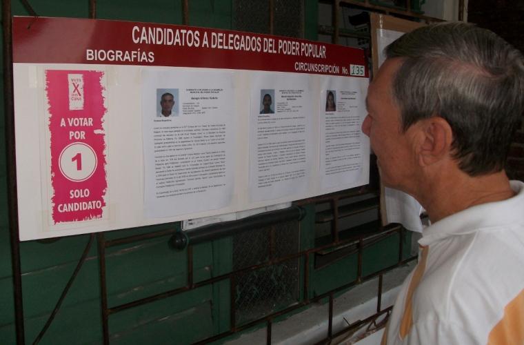 En Holguín están listas las condiciones para las Elecciones Generales 2017-2018. VDC Foto.