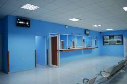 Inaugurada nueva Terminal Interprovincial, ubicada en el Reparto Ciudad Jardín, de Holguín. Foto: Carlos Parra Zaldívar.