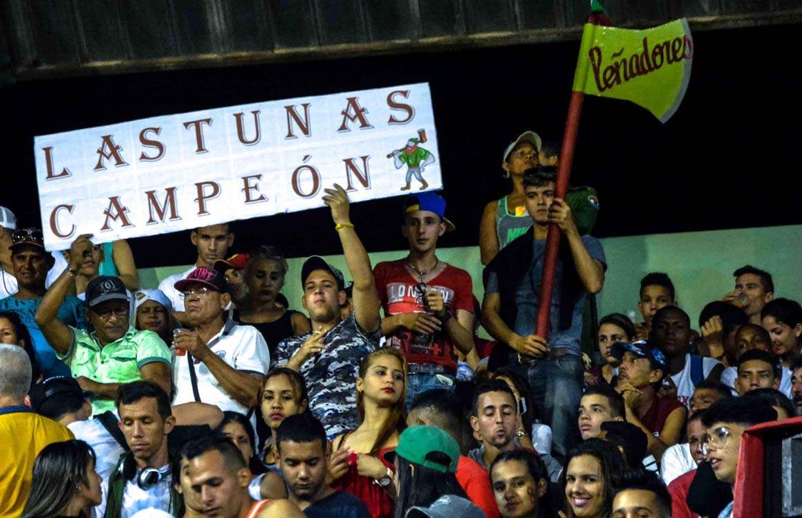 #LasTunas noquea a #Industriales y discutirá el título con Granma