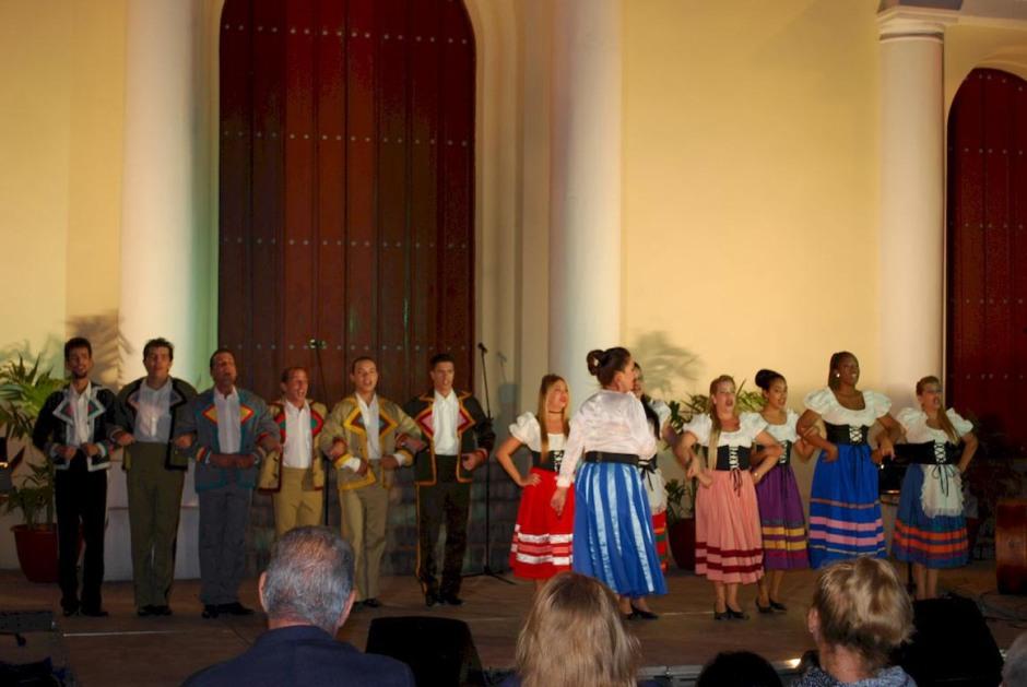 Concierto por aniversario 266 de Holguín. Foto: Carlos Parra Zaldívar.