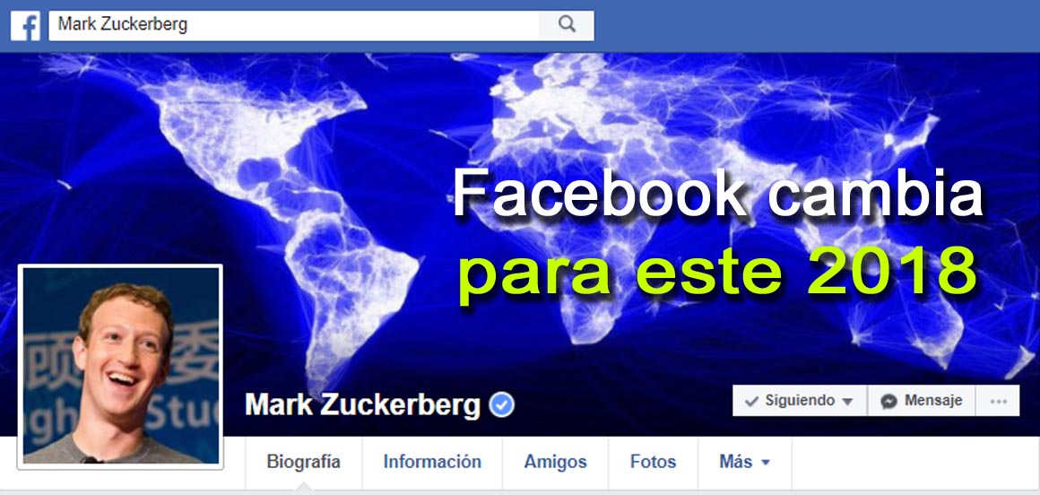 ¿Qué dijo Mark Zuckerberg sobre los cambios de Facebook?