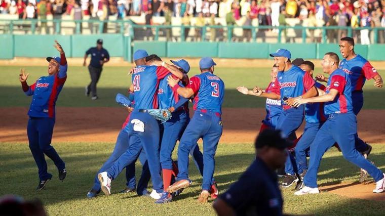 Granma se corona Campeón de la 57 Serie Nacional de Béisbol. Foto: Calixto N. Llanes/Jit..