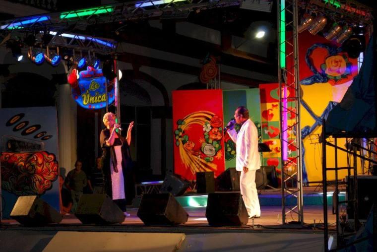 """Festival de Música """"Arañando la Nostalgia"""", efectuado el 13 de febrero de 2018. Foto: Carlos Parra Zaldívar."""