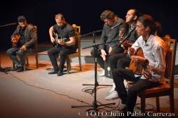 Gala de premiaciones del Suceso Cultural en Holguín, efectuada en el Teatro Eddy Suñol, de la ciudad de Holguín, Cuba, el 6 de marzo de 2018. ACN FOTO/Juan Pablo CARRERAS