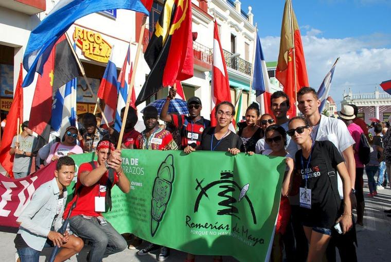 Las Romerías de Mayo volverán a llenar las calles de Holguín. Foto: Carlos Parra Zaldívar.