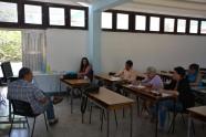 Trabajo en Comisiones del V Taller Universidad-Sociedad desarrollado el 14 de marzo de 2018, en la sede José de la Luz y Caballero, de la Universidad de Holguín. UHO FOTO/Luis Ernesto Ruiz Martínez.