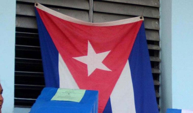 Colocación incorrexcta de la bandera.