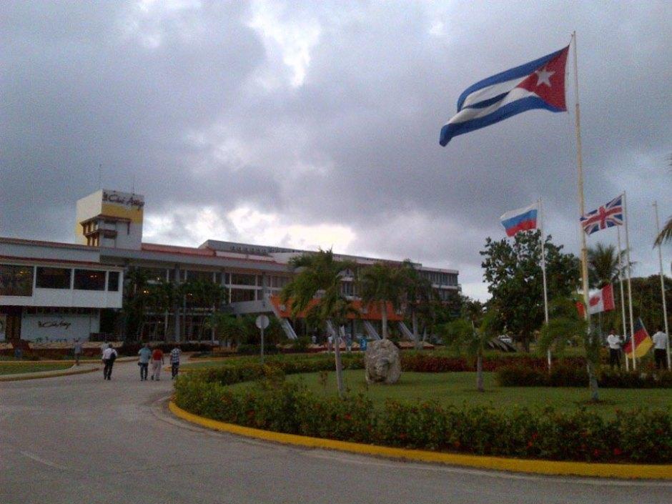 Hotel Atlántico en Holguín. VdC Foto: Luis Ernesto Ruiz Martínez.