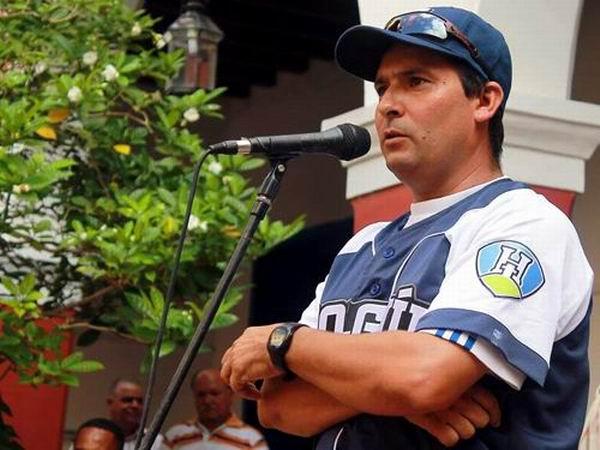 """Noelvis González comandará nuevamente a los """"Cachorros"""" de Holguín. Foto tomada de Radio Rebelde."""