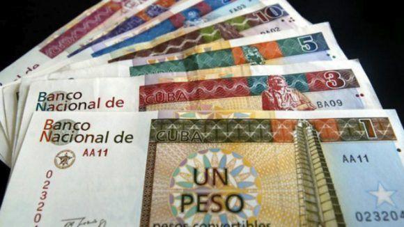 El Banco Central de Cuba desmiente rumores sobre la retirada del CUC. Foto: tomada de internet.