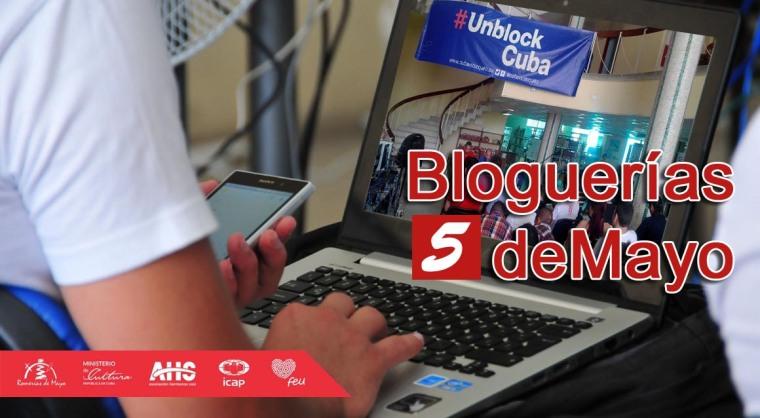 Promoción de Bloguerías de mayo 2018