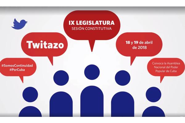#SomosContinuidad: tuitazo convocado por la Asamblea Nacional del Poder Popular