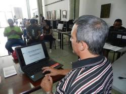 Segunda jorana de Bloguerías de Mayo 2018. Foto: Lázaro David Najarro.