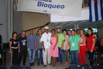 Segunda jorana de Bloguerías de Mayo 2018. Foto: Carlos Parra Zaldívar.