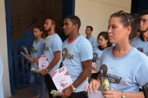 La Universidad de Holguín estará representada también en el Noveno Congreso de la Federación Estudiantil Universitaria. UHo FOTO/Luis Ernesto Ruiz Martínez.