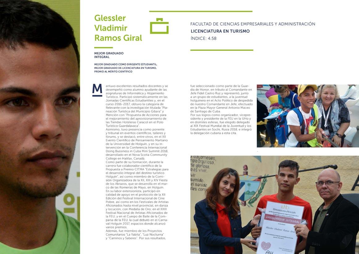 Mejores Graduados de la Universidad de Holguín (+Fotos)