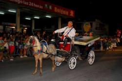 Desfile de carrozas y comparsas en el Carnaval Holguín 2018. Fotos: Carlos Parra Zaldívar.