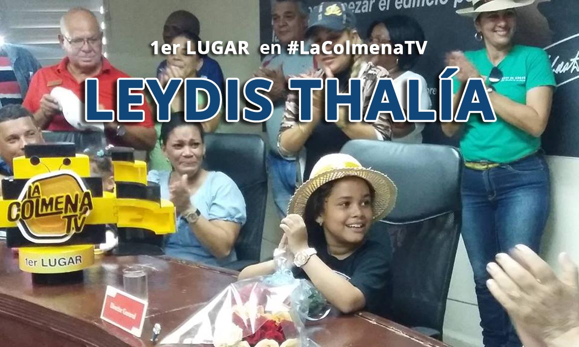Leydis Thalía estremece Mayarí con Primer Lugar en #LaColmenaTV (+Fotos)