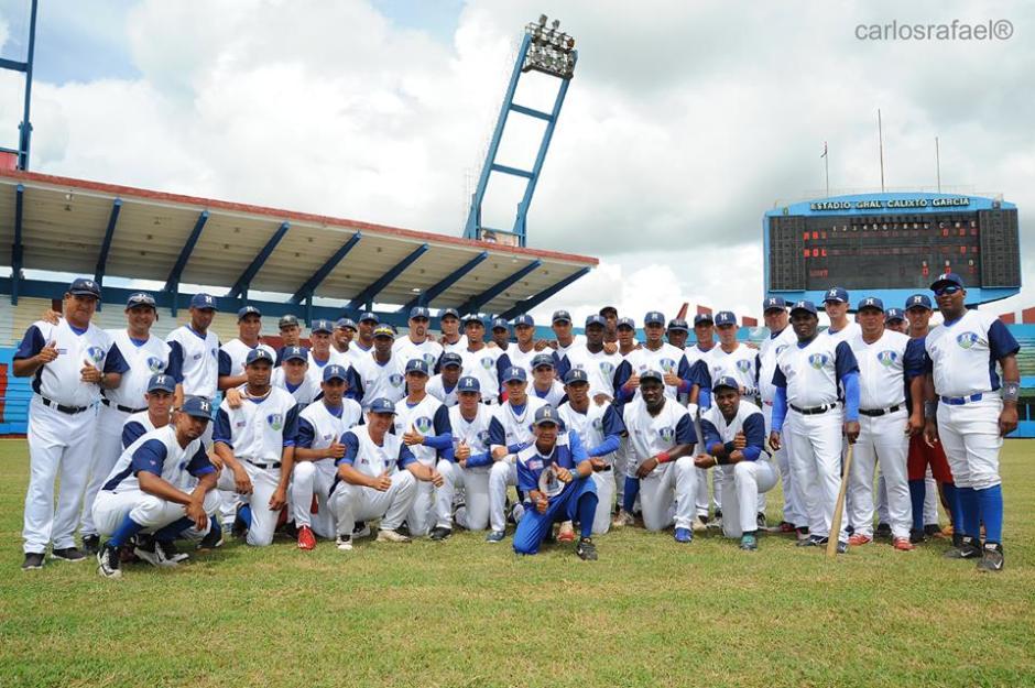 Holguín logró colarse entre los 4 clasificados directamente. Foto: Carlos Rafael.