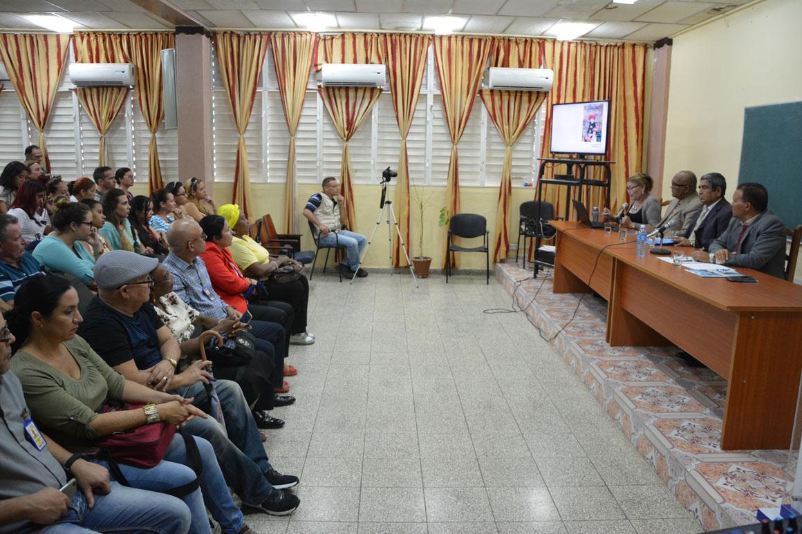 Celebran en Holguín tres décadas del Panel por la Cultura Cubana (+Fotos y Video)