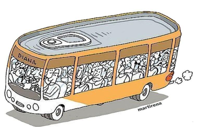 Caricatura: Martirena