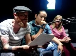 Organizadores de eventos comparten detalles durante la Conferencia de prensa de Romerías de Mayo 2019. Foto: Luis Ernesto Ruiz Martínez.